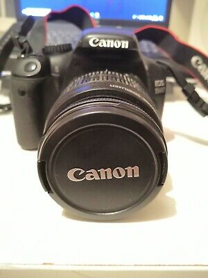 Canon EOS 550D 18.0MP Digital SLR Camera with EF-S IS