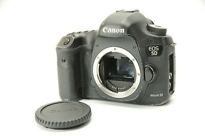 Canon EOS 5D Mark III MP Digital SLR Camera Body Only