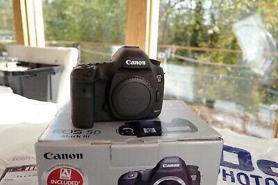 Canon EOS 5D Mark III SLR Full Frame Camera Body SERIOUSLY