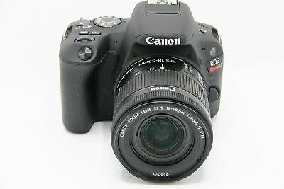 Canon EOS Rebel SLMP Digital Camera - Black with EF-S