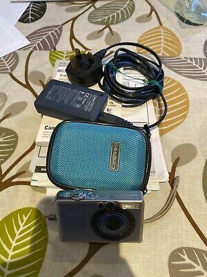 Canon IXUS 50 / PowerShot Digital ELPH SDMP Digital