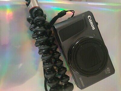 Canon PowerShot SX720 HS 20.0MP Superzoom Compact Digital
