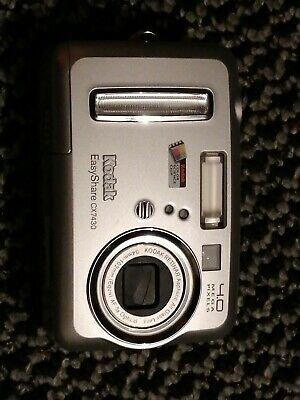 Kodak EASYSHARE CXMP Zoom Digital Camera - Silver
