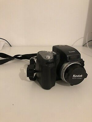 Kodak EASYSHARE DX Digital Camera - Black
