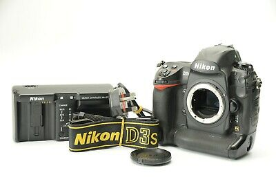 Nikon D D3S Body only 12.1MP Digital SLR Camera - Black