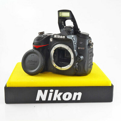 Nikon D DSLR Body only 55K Actions