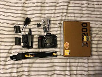 Nikon DMP Digital SLR Camera - Black (Body only)