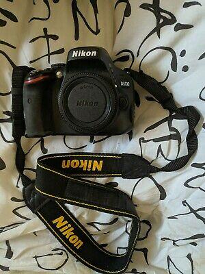 Nikon DMP Digital SLR Camera - Black + instructions