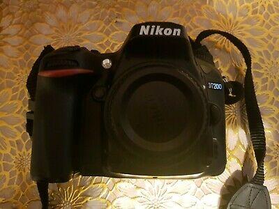 Nikon DMP Digital SLR Camera with Nikon 35mm F1.8