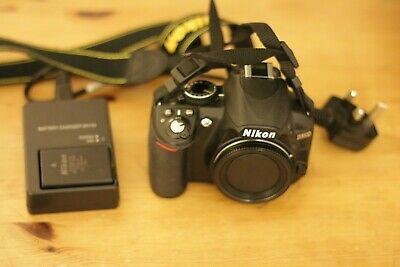 Nikon DSLR D Body Only VGC