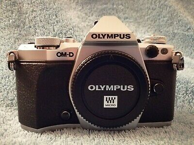 Olympus OM-D E-M5 Mark II Digital SLR Camera (Body Only)