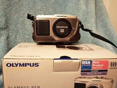 Olympus PEN E-PLMP Digital Camera body only