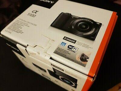 Pristine, Sony A Mirrorless Camera  mm f/
