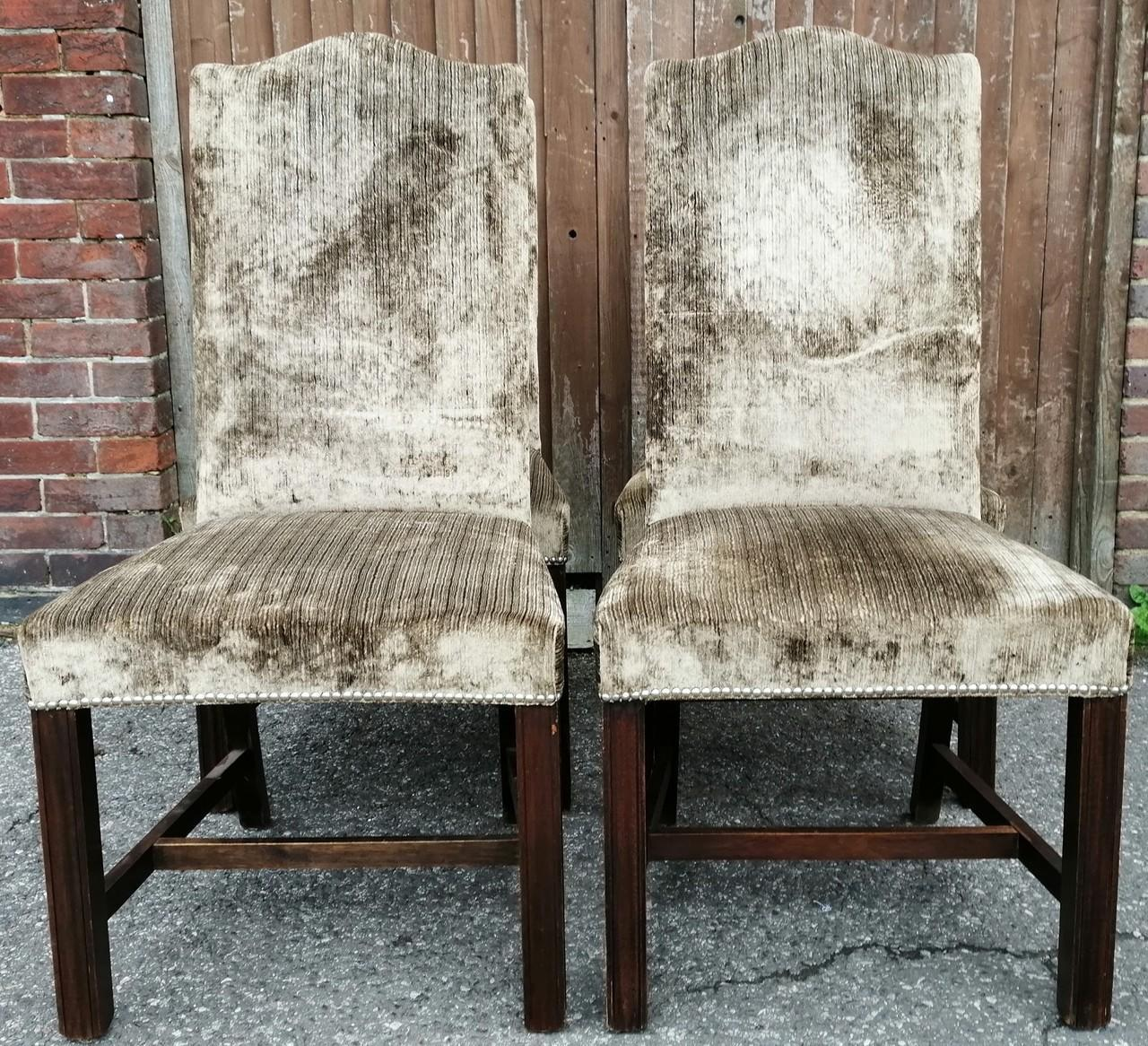 4 x Gainsborough Style Dining Chairs