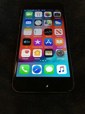 Apple iPhone 6 - 16GB - Space Grey (Unlocked) Excellent