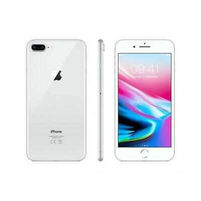 Apple iPhone 8 64GB Silver Unlocked Smartphone Good