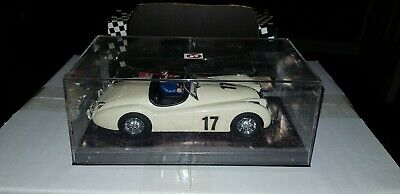1:32 Ninco Slot Car Jaguar XK-120 Marfil Ref No