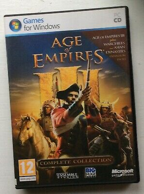 Age of Empires III - Complete Collection (PC: Windows, )