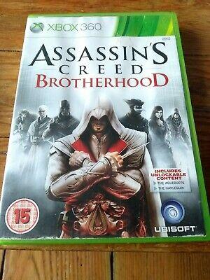 Assassin's Creed: Brotherhood (Microsoft Xbox )