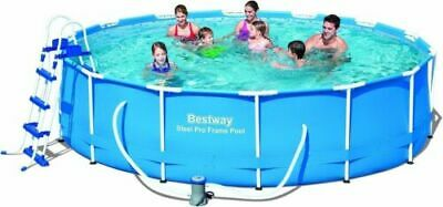 Bestway 14 foot Swimming Pool with Pump Filter and Heater