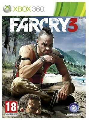 Far Cry 3 (Microsoft Xbox ) Free P&P included!