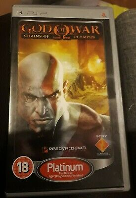 God of War: Chains of Olympus (Sony PSP, )