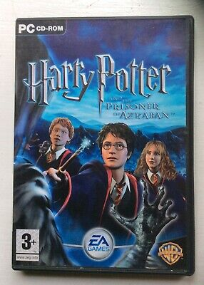 Harry Potter and the Prisoner of Azkaban (PC: Windows, )