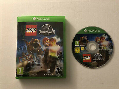LEGO Jurassic World - Xbox One - Mint Condition