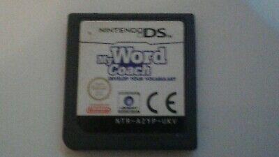 My Word Coach (Nintendo DS, )
