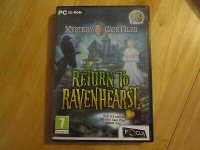 Mystery Case Files: Return To Ravenhearst (PC: Windows,