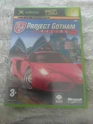 Project Gotham Racing 2 (Microsoft Xbox, ) - European