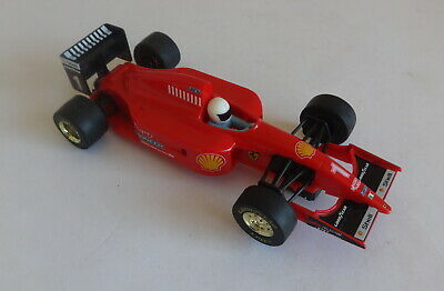 Scalextric C Ferrari 643 F1 No 1 Red Very Good Condition