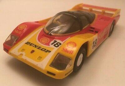 Scalextric Hornby C463 Lemans Porsche  Shell/Dunlop.