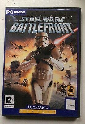 Star Wars Battlefront (PC: Windows, )
