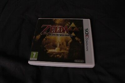 The Legend of Zelda: A Link Between Worlds (3DS, )
