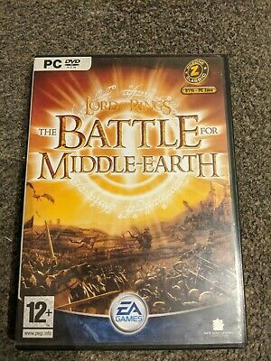 The Lord of the Rings: The Battle for Middle-Earth (PC: