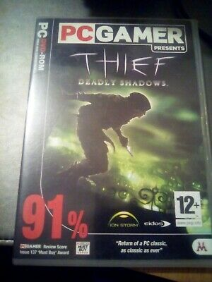 Thief: Deadly Shadows (PC: Windows, ) - European Version