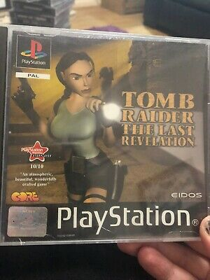 Tomb Raider: The Last Revelation (Sony PlayStation )
