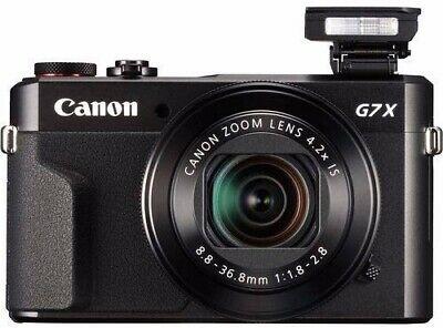 CANON PowerShot G7 X Mark II High Performance Compact Camera
