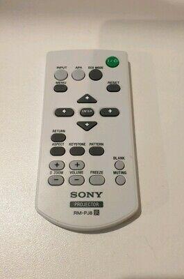 Genuine Original SONY RM-PJ8 projector remote, VPL-CH375
