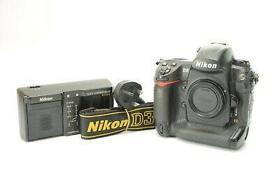 Nikon D D3 Body only 12.1MP Digital SLR Camera - Black