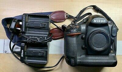 Nikon D3 Body Only - DSLR Camera