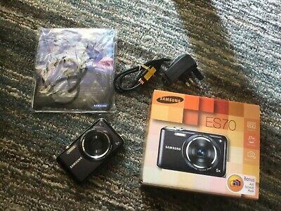SAMSUNG ES Series ESMP Digital Camera