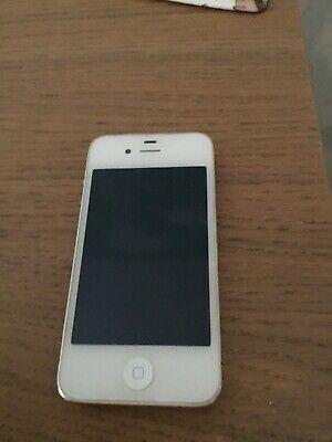 Apple iPhone 4 16GB Smartphone UNLOCKED A - Black SL3
