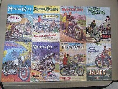 Gibsons  piece jigsaw Great British Bikes (s -