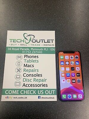 iphone x 256gb unlocked to all networks
