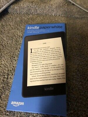Amazon Kindle Paperwhite (10th Generation) 8GB, Wi-Fi BRAND