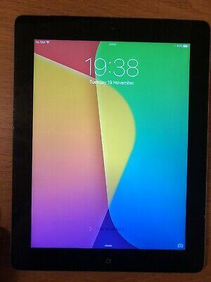 Apple iPad 2 16GB, Wi-Fi + Cellular 9.7in - Black