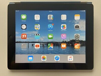 Apple iPad 2 32GB, Wi-Fi, 9.7in - Black Immaculate Condition