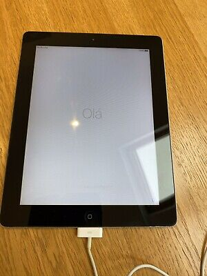 Apple iPad 2 32GB, Wi-Fi + Cellular (Unlocked), 9.7in -